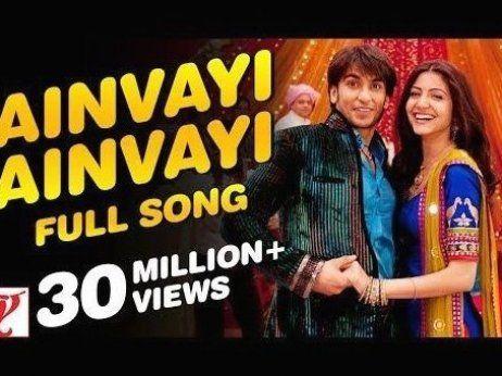 Ainvayi Ainvayi Band Baaja Baaraat Ranveer Singh Anushka Sharma Salim Sunidhi Wedding Song Youtube Vasedecor B In 2020 Songs Band Baaja Baaraat Fun Songs