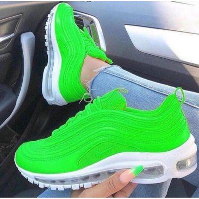 air max 97 verde