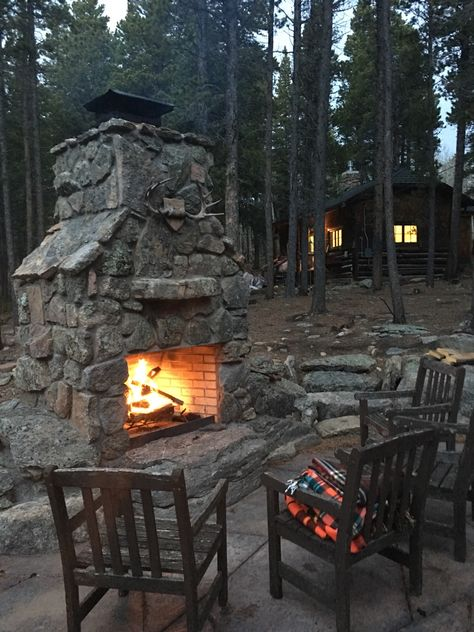 Pin By Lisa Cook On Outdoor Fireplaces Patios Outdoor