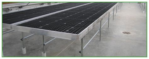 Ebb And Flow Table 1   Greenhouse Benches   Pinterest   Greenhouse Benches
