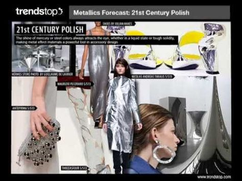 ▶ Trendstop FallWinter 2014-15 Forecast Theme Teaser - YouTube