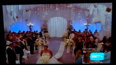 I love this wedding scene ....Madea\'s Family Reunion | Real Love ...