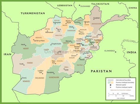 Political map of Afghanistan | Maps | Афганистан on political map of crimea, border of afghanistan, political map of the arabian sea, political map of marshall islands, political map of republic of congo, political map of the balkan peninsula, military maps of afghanistan, political map of iran, political map of kazakhstan, political map of oman, political map of the soviet union, large political map afghanistan, political map of lebanon, political map of the civil war, political map of kabul, political map of taiwan, flag of afghanistan, political map of ww1, political map of u s a, political map of southeast europe,