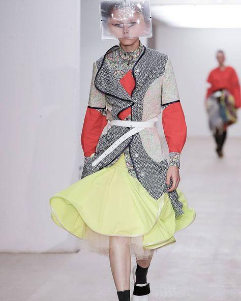 Matty Bovan Ready To Wear Spring Summer 2020 London  #mattybovan #readytowear #ss #ss20 #spring #summer #2020 #london #londonfashionweek #lfw #fashion #fashionshow #fashionista #fashionicon #fashionmagazine #fashiondesigner #fashionmagazine #magazine #fashionblogger #fashionmodel #fashionable #glamour #style #stylist #makeup #lifestyle #model #catwalk  #runway