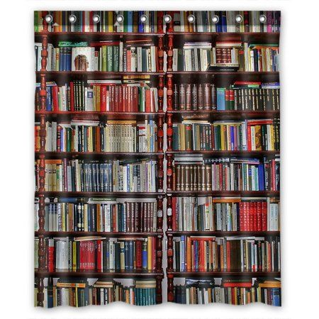 Home Fabric Shower Curtains Bathroom Shower Curtains Book Shower