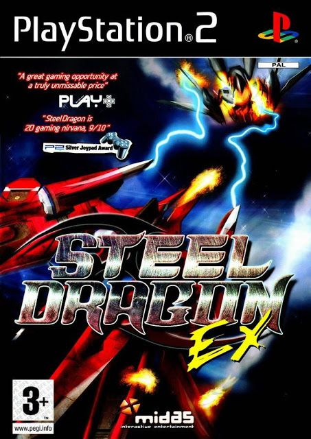 Steel Dragon EX ps2 iso rom download | Gaming | Playstation, Gaming
