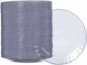 Hottest Deals Clear Plastic Plates Disposable Plates Plastic Plates