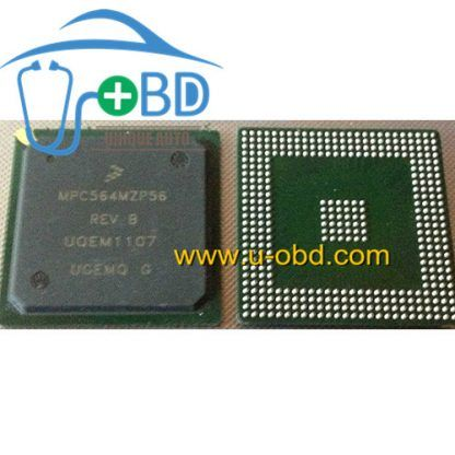 MPC564MZP56B Widely used MCU BGA chip for automotive ECU