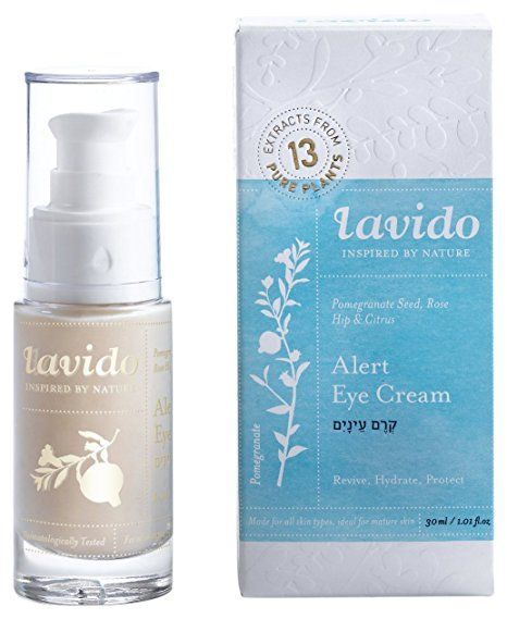 Lavido Hyaluronic Acid Alert Eye Cream – 1 fl oz Review