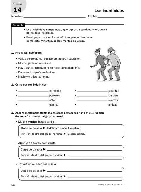 6º Primaria Fichas De Ampliación Y Refuerzo Lengua La Casa Del Saber Apuntes De Lengua Lectura De Comprensión Palabras Polisemicas