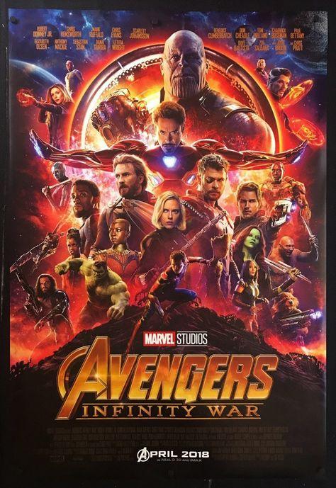 Avengers : Infinity War - 2018