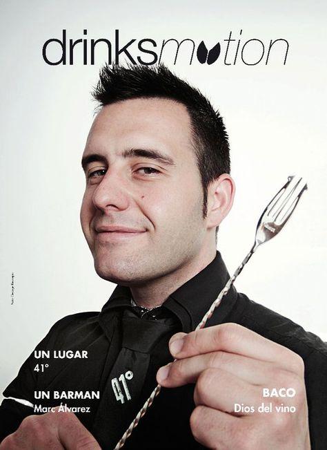 Un talento: Marc Álvarez Revista Bar Business España Edición Julio 2011 Foto: © George Restrepo 2011