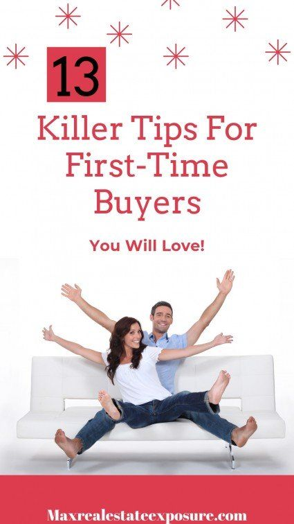 Buying a House For The First Time: Tips For Home Buyers