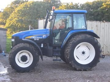 New Holland Tm120 Tractor Master Illustrated Parts List Manual Tractors New Holland New Holland Agriculture