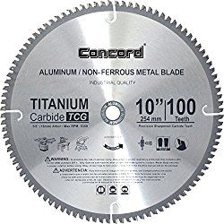 Best Circular Saw Blade For Plywood Hardwood 2019 Reviews Guide Circular Saw Blades Non Ferrous Metals Saw Blade