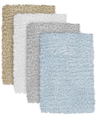 Closeout Soft Twist Waterproof Memory Foam Bath Rugs