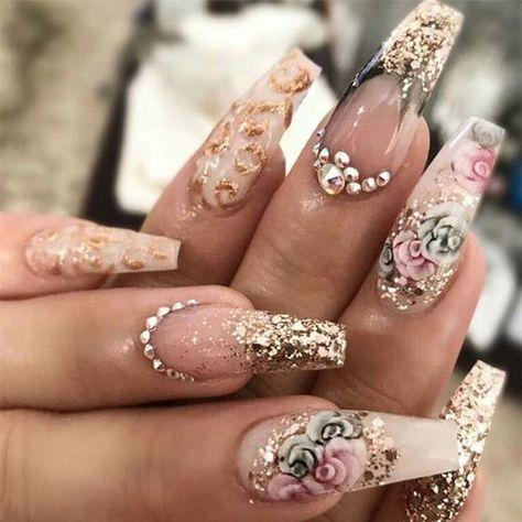 8 Beautiful Nail Art Designs for Short Nails – Tech the bite