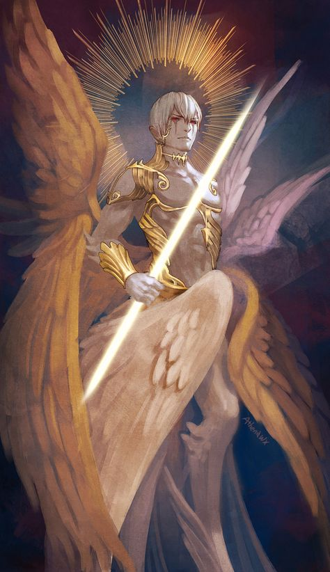 [Castlevania] Alucard by Athena-Erocith on DeviantArt Fantasy Character Design, Character Design Inspiration, Character Art, Final Fantasy Xiv, Dark Fantasy, Fantasy Art Warrior, Final Fantasy Characters, Angel Warrior, Angels And Demons