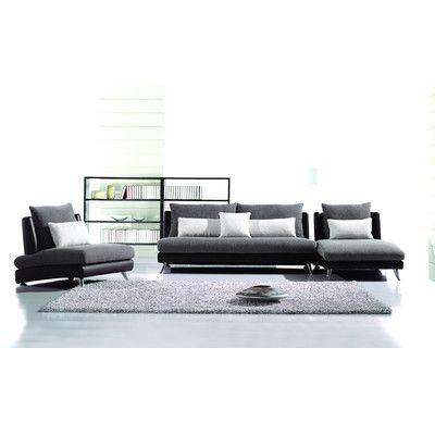 Hokku Designs Dione Modular Sectional | Wayfair