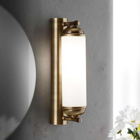 Somptueuse Applique A 1 Lampe Elida De Orion Lumiere De Lampe Eclairage Mural Et Lampe Salon
