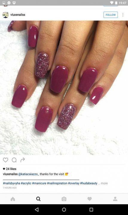 30 Ideas For Nails Colors 2019 Sns Nails Sns Nails Colors