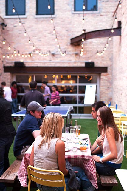 Chicago Patios-Best Outdoor Drinking And Dining Spots | Backyard ...