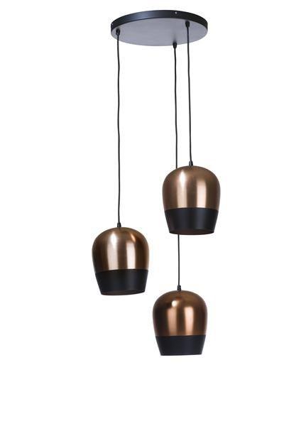 Henders Hazel Rick Hanglamp 3 Lamps 279 Productgroep Hanglampen Afmetingen Diepte 35 Cm Breedte 35 Cm Hoogte 175 Cm Hanglamp Lampen Interieur