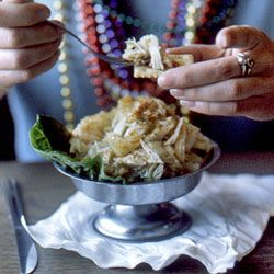 Despite its exotic name, this simple crab salad was invented in Mobile, Alabama, in 1947.
