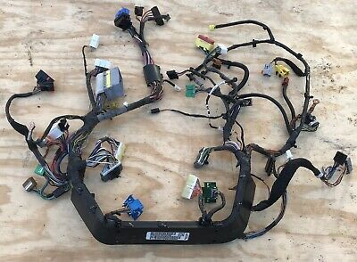 1999 DODGE RAM OEM DASH WIRING HARNESS P56021872AE | eBay | Electrical  cables, Dodge ram, Dodge ram partsPinterest