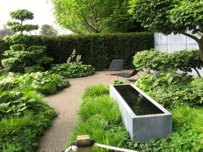Tom Stuart Smith 2008 Garten Design Garten Zeitgenossische Garten