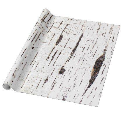 Birch Bark Pattern Wring Paper Zazzle In 2019