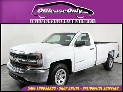 Ebay Advertisement 2018 Chevrolet Silverado 1500 Regular Cab Work