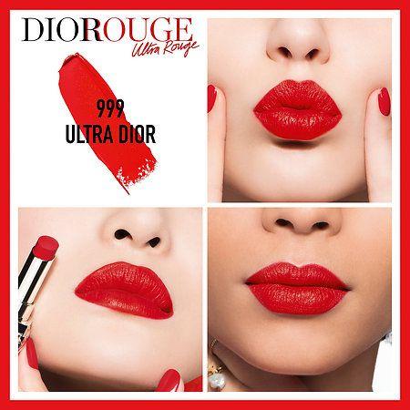 Rouge Dior Ultra Rouge Lipstick Dior Sephora Rouge Lipstick Dior Lipstick Pigmented Lipstick