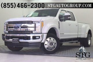 2017 Ford Super Duty F 450 Drw Lariat Used Trucks For Sale Used