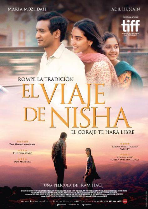 Película El viaje de Nisha - Estreno agosto de 2018.      #estrenos #cine #cinefilos #cinema #cartelera #findesemana #peliculas #film