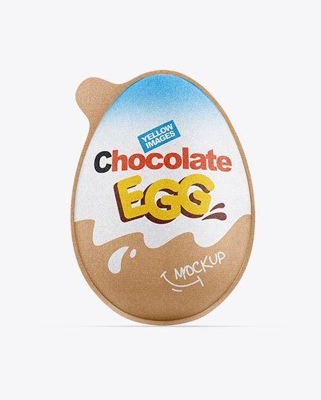 Download Download Psd Mockup Candy Chocolate Dessert Egg Joy Kraft Pack Package Surprise Sweet Toy Psd Mockup Free Psd Free Psd Mockups Templates Psd Mockup Template