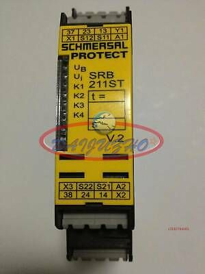 Ad Ebay Url 1pc New Schmersal Safety Relay Srb 211st 24v V 2 In 2020 Ebay Things To Sell