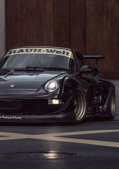 Rwb Porsche Vintage Porsche Porsche Porsche Cars