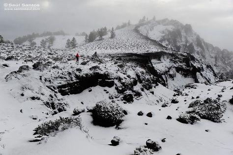 La ruta de Los Volcanes (Islas Canarias). Autor: Saúl Santos