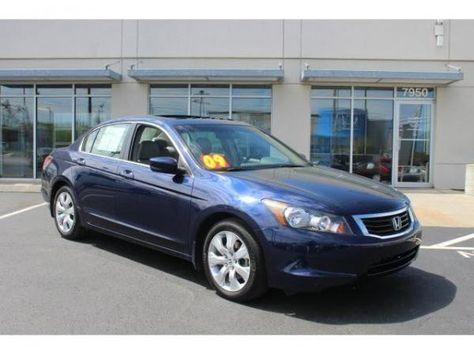2009 Honda Accord For Sale >> 2009 Honda Accord Ex L For Sale Near Fort Leavenworth