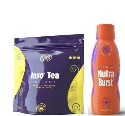 Sponsored Total Life Changes Tlc Iaso Detox Tea Full Spectrum Nutraburst In 2020 Weight Management Dietary Dietary Supplements