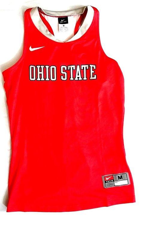 Nike Men s Large Ohio State Buckeyes Alpha Fly Rush Jacket 1 4 Zip Red  Football  Nike  OhioStateBuckeyes  9da9a659c