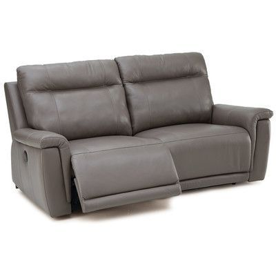 Canape Inclinable Et Causeuse Leather Reclining Sofa Palliser Furniture Furniture