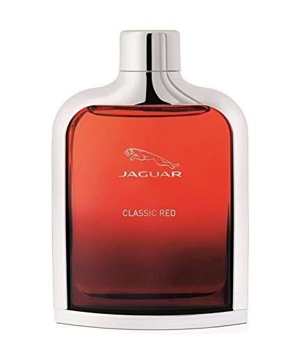 Jaguar Classic Red Eau De Toilette Spray For Men 3 4 Fl Oz Perfume Fragrance Eau De Toilette