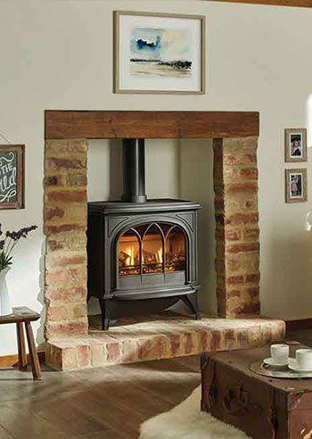Gazco Huntingdon 40 Gas Stove Gas Stove Stove Fireplace Surrounds