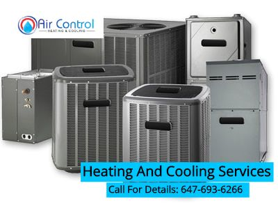 Get Affordable Heating And Cooling Services By