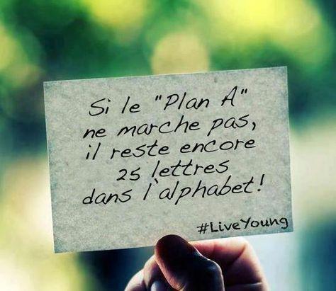 """Le plan """"o"""" serait l'idéal.... mais surtout évitons un vulgaire plan avec la 17ème lettre..."""