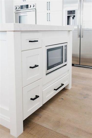 The Best Modern Kitchens Kitchen Cupboard Handles Kitchen Cabinet Remodel Black Kitchen Handles