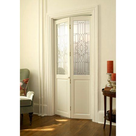 Free Shipping Buy Awc 207 Chambord Glass Bifold Door At Walmart Com French Doors Interior Interior Doors For Sale Glass Bifold Doors