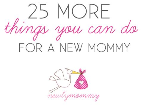 Helpful and non-intrusive ways you can bless a new mom after having a baby.